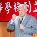 「感念李前總統落實全民直選!」王金平悼李登輝:謝謝您為國家付出