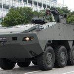 台灣運出星國裝甲車在香港被扣 原來是中國通報