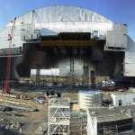 車諾比核災30年後放射物仍外洩 歐洲造全球最大金屬方舟隔絕核汙染