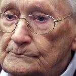 高齡95歲的殺人罪幫助犯 前納粹親衛隊成員有罪判決定讞