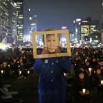 不敢走出青瓦台的停職總統 韓媒:朴槿惠形同遭政治軟禁