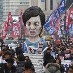 親信門風暴》南韓執政黨呼籲:朴槿惠明年4月下台、6月總統大選