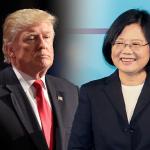「川蔡通話」餘波盪漾》中國敦促美國阻止蔡英文過境停留