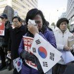 彈劾案表決前的哀兵策略?朴槿惠首次表態:「傾向接受」明年4月下台的黨內決議