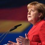 德國總理梅克爾:應禁止穆斯林蒙面罩袍