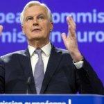 歐盟首席談判官:英退歐談判時間不足18個月