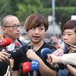 婚姻平權音樂會》呂欣潔:不是爭取特權 希望國家平等看待每個人