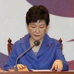 彈劾案過關》遭停職前最後談話 朴槿惠:國家因我大亂,實在有愧國人