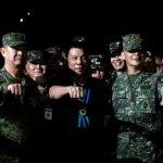 菲律賓將接受中國提供的武器裝備