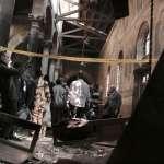 埃及也傳恐攻》開羅基督教堂遇襲至少25死 尚無組織坦承犯案