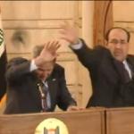 歷史上的今天》12月14日──丟鞋才是最大侮辱!美國前總統小布希在伊拉克記者會被丟鞋