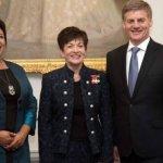 英格利希接替基伊出任紐西蘭新總理