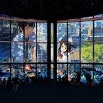 一年一次的日本絕景!2016六本木耶誕燈海,「你的名字」3D投影照亮最絢爛東京夜
