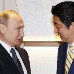 日俄高峰會第一回合》陪普京泡溫泉 安倍晉三:進行了突破性的對談