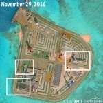 美國智庫:中國在南海人工島部署飛彈系統