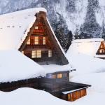 此生必看的白雪絕景:日本合掌村「點燈之夜」,一年只出現7天的童話世界!