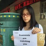 「女權主義者正在盯著你」中國女權運動者警告美國準總統川普