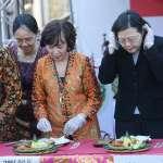 慶祝移民節 蔡英文:台灣會繼續把門打開,包容多元文化
