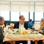 參訪三芝雙連安養中心  林全:推展長照海外市場
