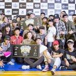 贏了就是全國制霸!台灣最強大學街舞賽 北市大三連冠 政大黑馬奪雙亞