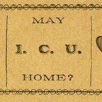 150年前的人這樣搭訕!趁女方家長不注意偷遞「調情卡」,上面是這幾句肉麻話…