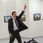 俄國大使在安卡拉遇刺 行兇的是...22歲土耳其警察!