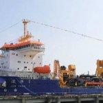 南海建島中國公司幫助杜特蒂家鄉造港口