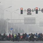 北京可望「撥霾見日」!中國環保部最新預報:22日逐漸緩解