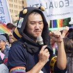 時代力量婚姻平權旗手:新北本部執行長陳志明