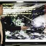 超強颱風洛坦迫近 菲律賓民眾避難中度過聖誕節