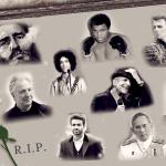 「石內卜教授」、拳王阿里、大衛鮑伊、喬治麥可、泰王蒲美蓬……緬懷2016年與世長辭的名人