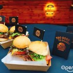 精選台北5家漢堡餐車:一口咬下就會噴汁的夢幻美味,打卡拍照也讓人羨慕!