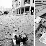 為何一隻米老鼠能震撼世界?殘破瓦礫間捕捉戰爭殘酷,攝影師分享照片誕生過程