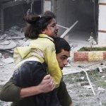 敘利亞內戰》俄羅斯、土耳其與伊朗大力斡旋 政府軍與反抗軍簽署停火協議