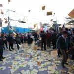 年金改革座談》暴力搗亂、人身攻擊 民進黨嚴厲譴責