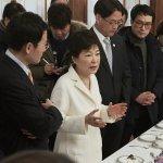 神隱23天終於露面 南韓總統朴槿惠全盤否認彈劾案指控