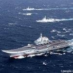 國防總檢討》共機、航母繞台 納入國軍新威脅
