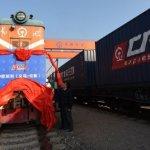 中國啟動第一條義烏至倫敦直達貨運鐵路線