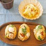 果然還是吃飯最好了!日本料理研究家用糯米做出的「中式雞肉炊飯」