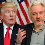 川普的美國》昔稱阿桑奇「應判死刑」 川普今與維基解密創辦人同批美國政府