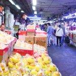 第一市場無約繼續批發蔬果 「無照駕駛」將拖到3月底