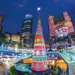 臺灣之光又一發! 新北市歡樂耶誕城讓老外驚呼「太神奇啦~」