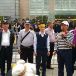 年金改革座談會爆衝突 抗議民眾批假改革、真鬥爭