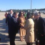 英捷專案》蔡總統過境休士頓 美國聯邦眾議員全程陪同