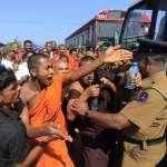 斯里蘭卡港口租借中國99年 民眾示威抗議引發暴動