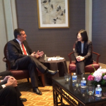 英捷專案》與蔡英文會面遭中國干預 聯邦參議員克魯茲:美國有權決定要見誰