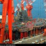 中國首艘自製航艦如何命名?陸媒:可能叫做「台灣艦」