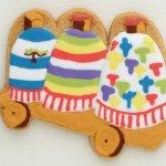 超級鄉土味的甜點!當傳統和風玩具變成糖霜餅乾,可愛療癒又兼具故事性…