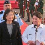 英捷專案》蔡英文飛抵尼加拉瓜 將出席尼國總統就職典禮