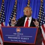 川普首場記者會》暴衝風格不改、怒嗆CNN「作假」 拒認勾結俄羅斯